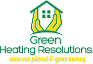 Green Heating Resolutions Logo